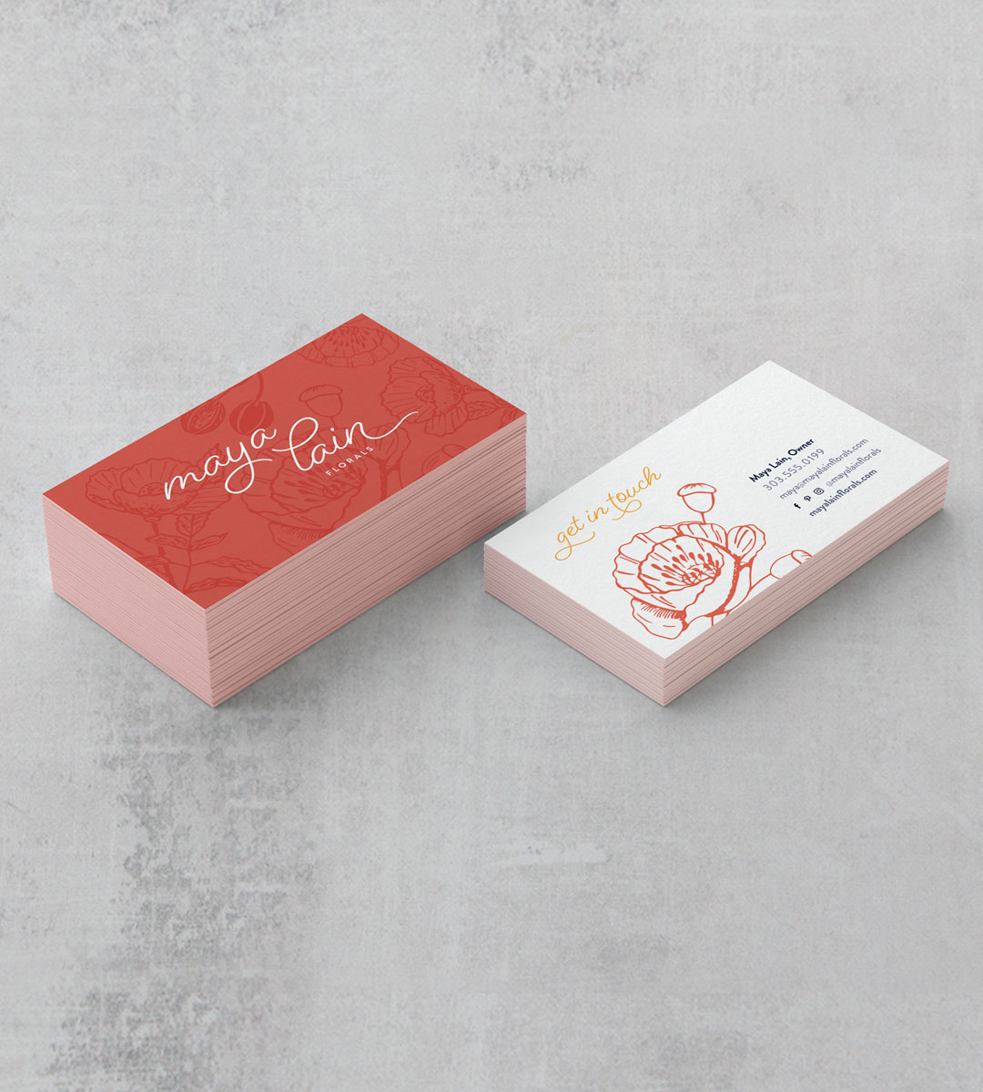 Branding for Wedding Professionals - Maya Collection3