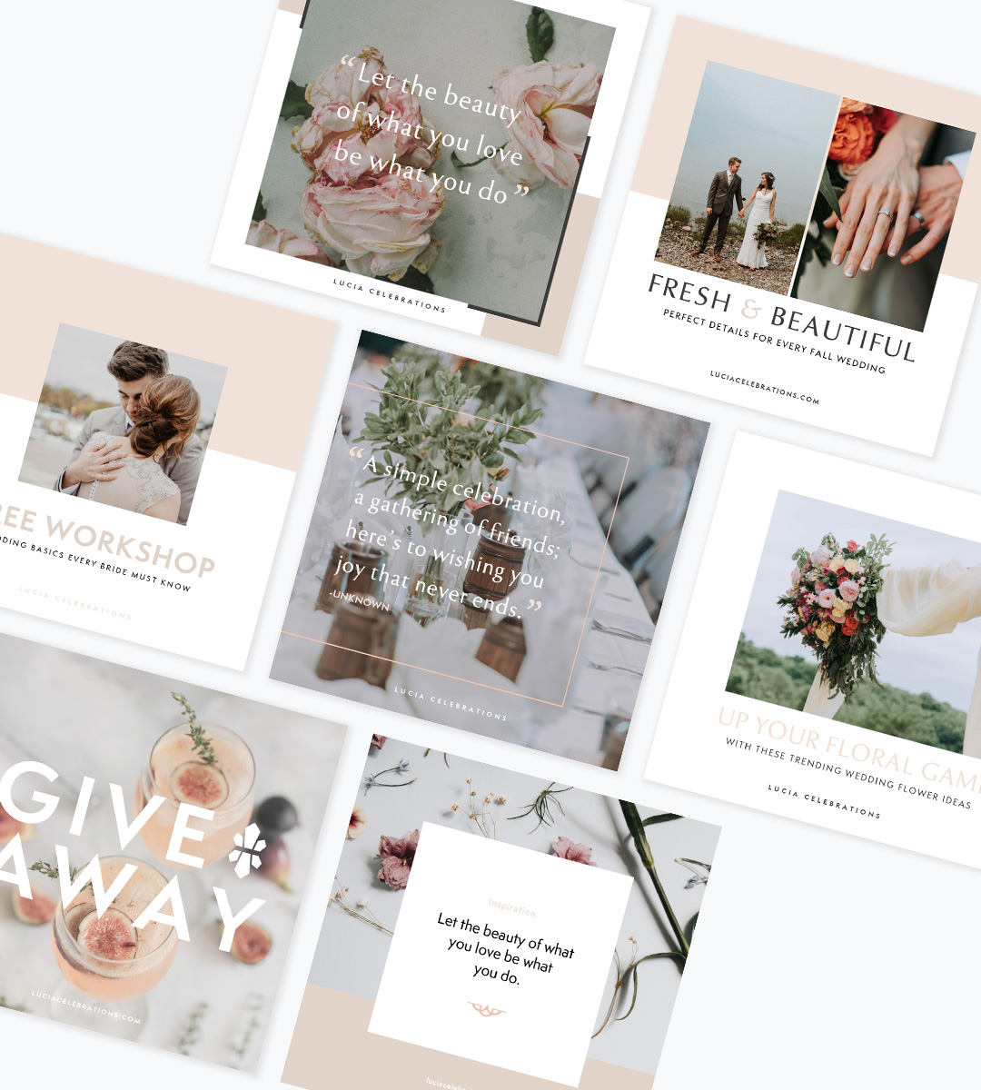 Branding for Wedding Professionals_Lucia Collection4