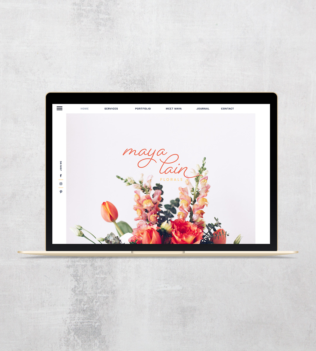 Branding for Wedding Professionals - Maya Collection2